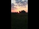 утро раннее восход