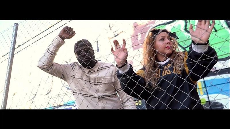 Negro Jari - Que Vienen Ft. La Puri [Prod. By Astrophonik] (Videoclip Oficial)