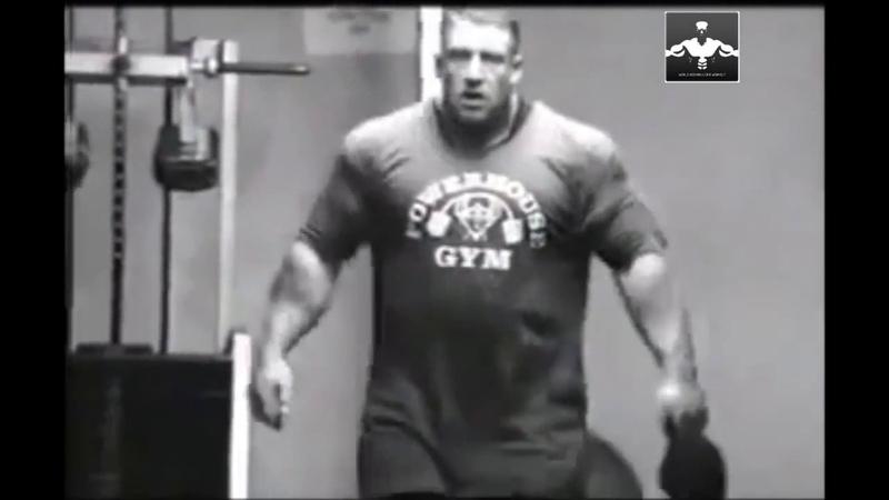 Dorian Yates LEGS DAY Temple Gym Compilation - World Bodybuilder Workout