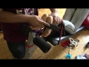 Tickling Justyna on the bench part 3 -version 4K.sample