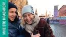 Мне это нравится 12 Юлия Высоцкая о новогодней Москве живых елках и народных промыслах