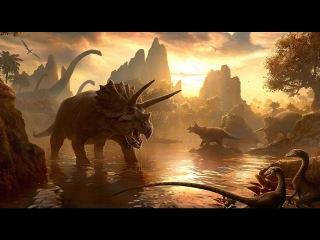 Армагеддон животных HD Эпизод 7 Палеогеновое вымирание, огонь и лёд