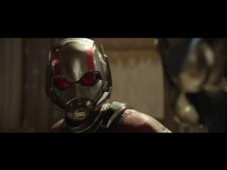 Человек-муравей и Оса Ant-Man and The Wasp, 2018 TV-spot № 2