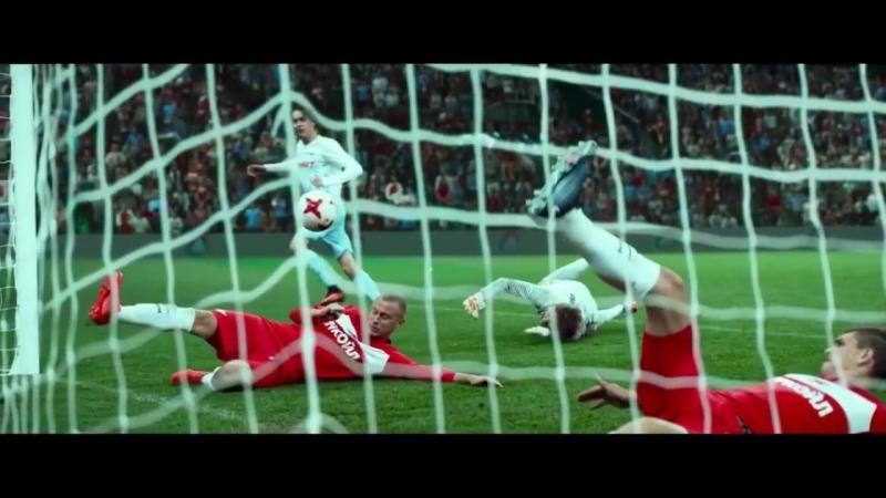 Тренер.Зуев выходит на замену и сравнивает счет в матче (online-video-cutter.com)