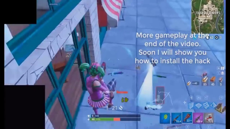 Fortnite free download: aimbot, wh. PS4. PC. 2018 october