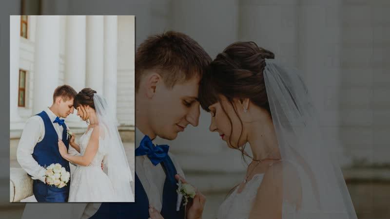 слайдшоу Алексей и Катерина