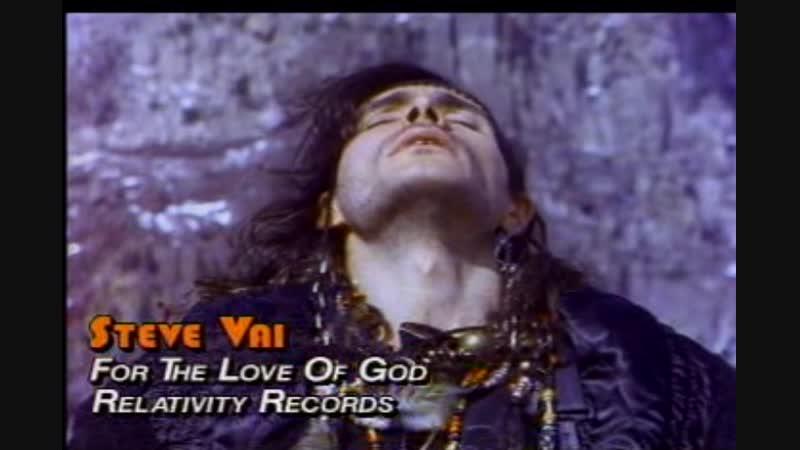 Steve Vai - For The Love Of God (vob)