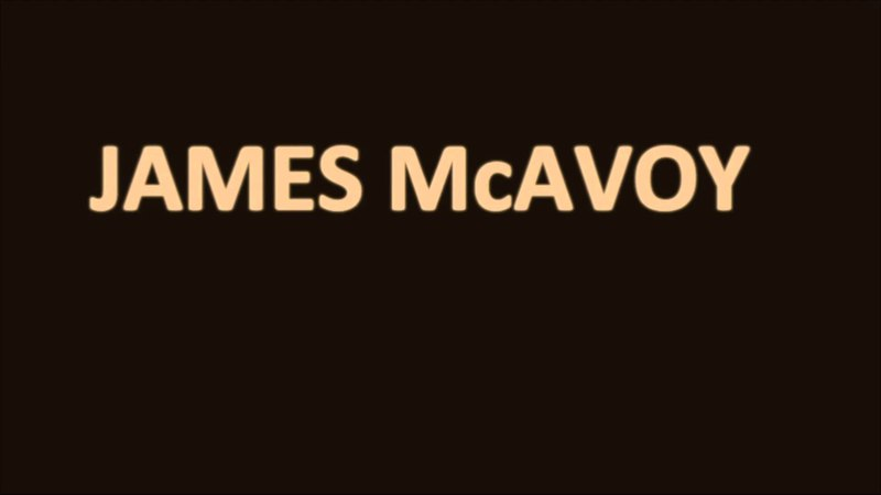 How to pronounce the celebrity name James McAvoy