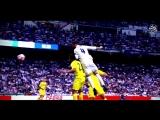 Ramos king ball corner kick