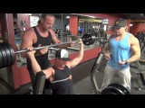 Muscle and Fitness presents Eric the Trainers tips to fitness and health.