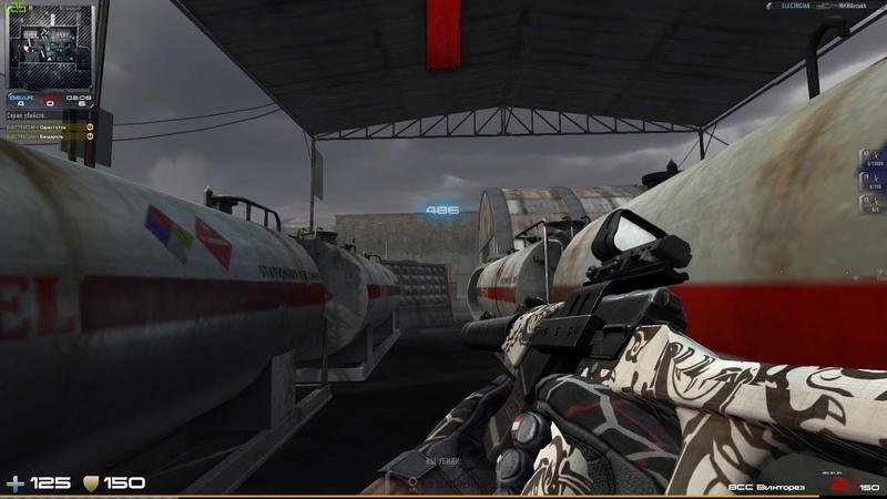 Contract Wars - Кланвар AoD vs KAV_05