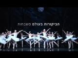 Балет «Лебединое Озеро» в Израиле