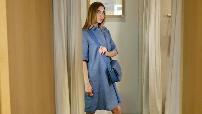 Платье от LORO PIANA