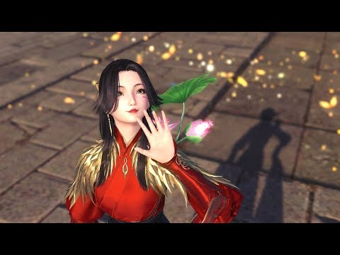 Moonlight Blade Online 天涯明月刀.ol - 100 Level Up Stream D
