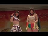 Hiromi Mimura &amp Jungle Kyona vs. Konami &amp Yoko Bito - Stardom Goddesses Of Stars 2017 - Tag 1