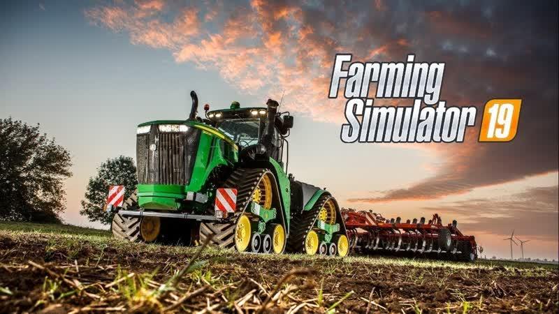 Farming Simulator 19   карта Балдейкино 1