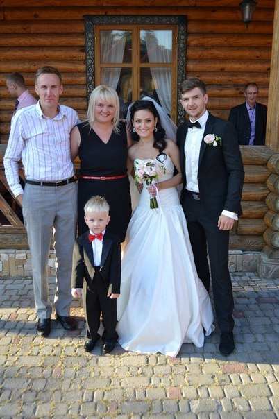 Денис шепотинник и анна кошмал свадьба