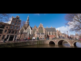 Travel Amsterdam in a Minute - Aerial Drone Video _ Expedia