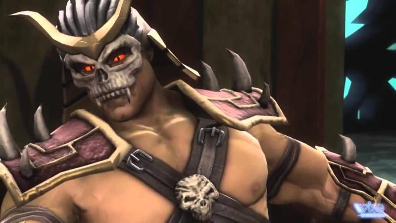Биографии бойцов Mortal Kombat