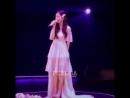 180724 JISOO - Sakurairo Mau Koro (Nakashima Mika cover preview) @ BLACKPINK JAPAN ARENA TOUR 2018 in Osaka (day 1)