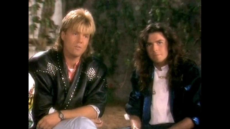 Modern Talking - Atlantis Is Calling (S.O.S. For Love) (ZDF, Rock-Pop Music Hall, 17.05.1986) MTW