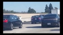 ALLEGED CYLINDER UFO FLYING NEAR LOS ANGELES FREEWAY