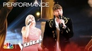 James Arthur and Anne-Marie Perform Rewrite the Stars - The Voice 2018 Live Top 10 Eliminations