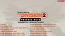 Tom Clancy's The Division 2 - Private Beta Full Gamerip