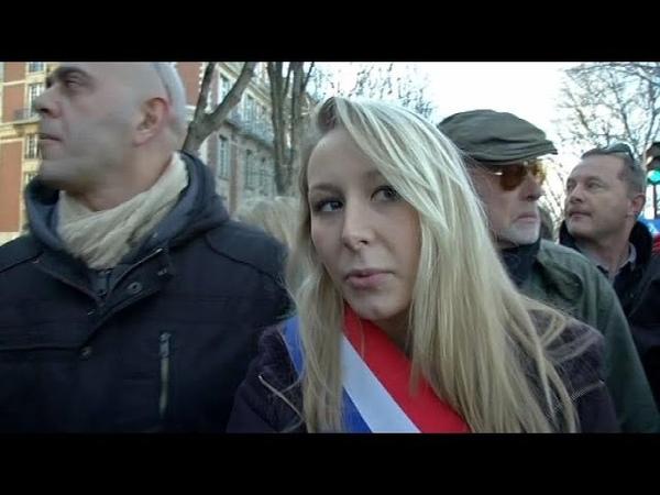 Marion Maréchal Le Pen: Pour dire 'regardez, c'est l'extrême droite' - 02/02