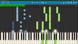 Red Like Roses MIDI BY WEIMTIMESYNTHESIA Different soundfont
