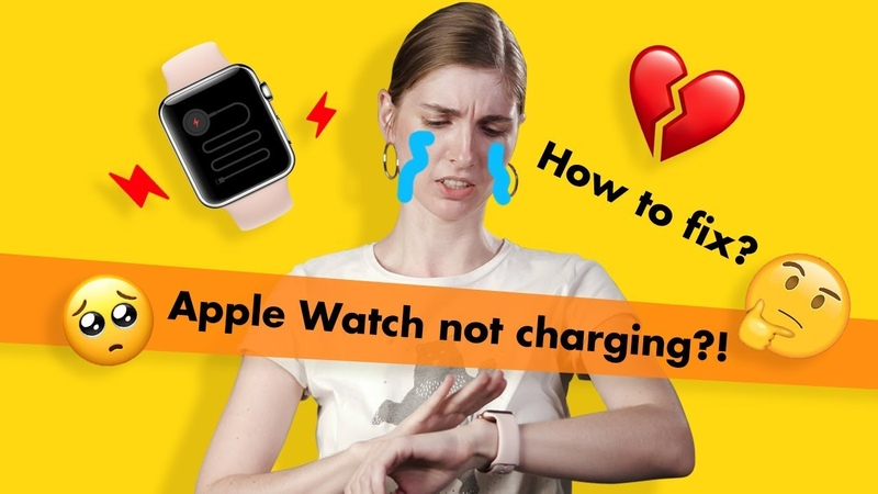 Apple Watch not charging | How to fix Apple Watch | 5 Tips and tricks