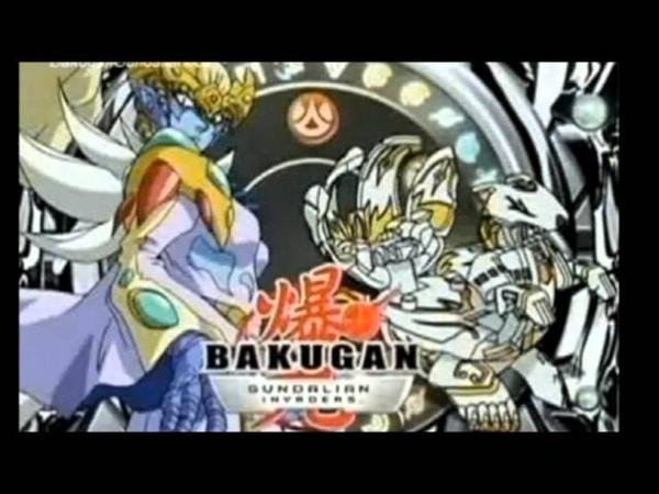 о чем думают персонажи бакуган