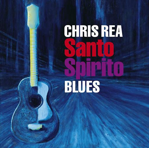 Chris Rea альбом Santo Spirito Blues