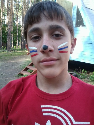 Сергей Абрамов, 7 апреля 1997, Самара, id189784797