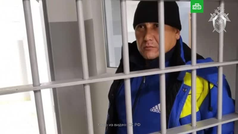 Задержание и допрос члена банды террориста Басаева