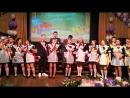Музыкальное посвящение первым учителям от выпускников лицея №42 города Люберцы, 25-05-2018