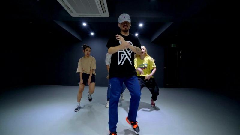 J.Cole - G.O.M.D. ¦ HAW choreography ¦ Prepix Dance Studio
