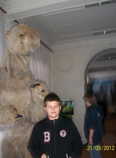Сергей Лукашин, 17 мая 1999, Узловая, id197761044