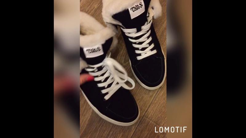 Тёплые зимние ботиночки ❄️🐰🐰🐰