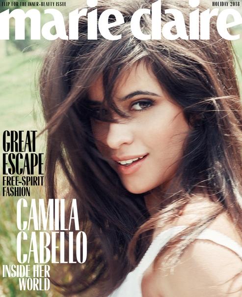Камила Кабелло Marie Claire, Декабрь 2018