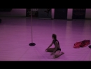 Фокина Дарья - Catwalk Dance Fest VIIl [pole dance, aerial] 16.04.17