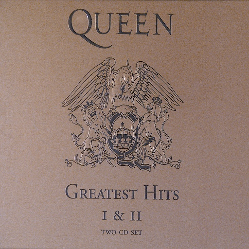 Queen альбом Greatest Hits 1 & 2