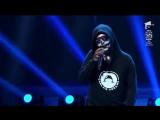 Carla's Dreams - Serdgiou-бэк-вокалист (X Factor Romania. Sergiu Bunescu)