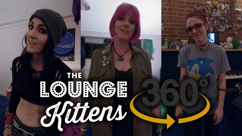 The Lounge Kittens - The Middle (Jimmy Eat World cover - Official 360º Video)