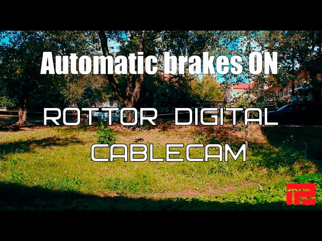 Rottor Digital CableCam - Automatic STOP Points