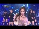 180629 Chungha 'Roller Coaster와' @ Music Bank E 935. 20주년 특집 상반기 결산