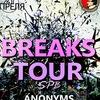 BREAKS TOUR в СПб / 21 Апреля / клуб Грибоедов