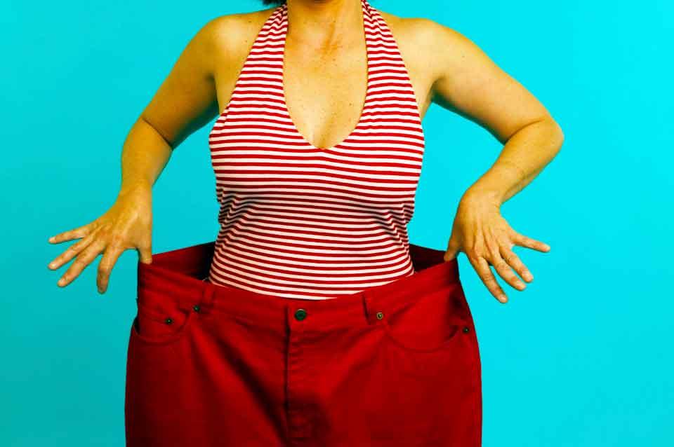 Что происходит с потерей веса?