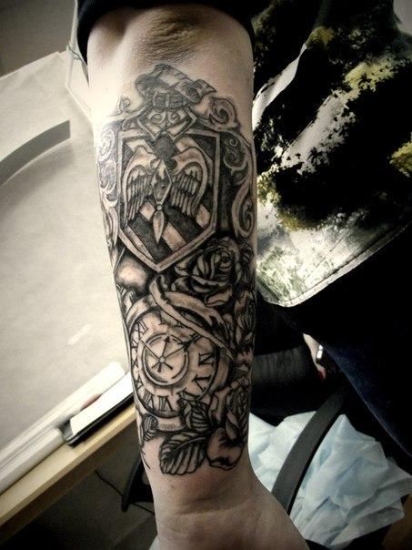 Тату tattoo татуировки москва vk