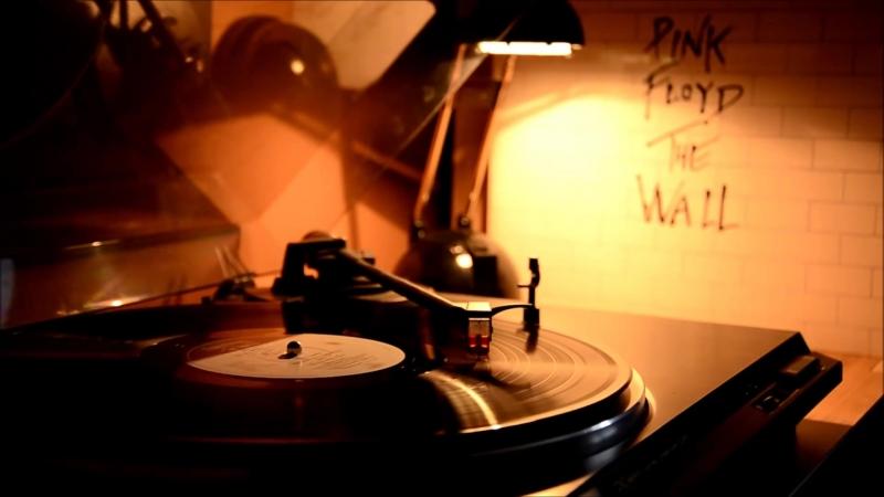 Pink Floyd - Comfortably Numb (пластинка с проигрователем)